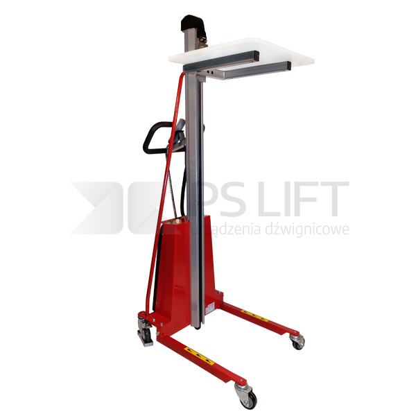 Work positioner PS-E150A series (capacity up to 150 kg)