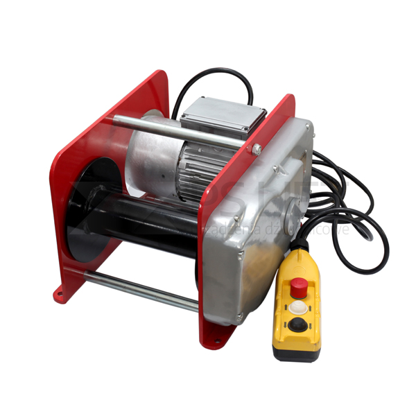 Wire rope winch PS-EHW series