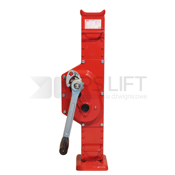 Rail steel jack PS-HVS A series