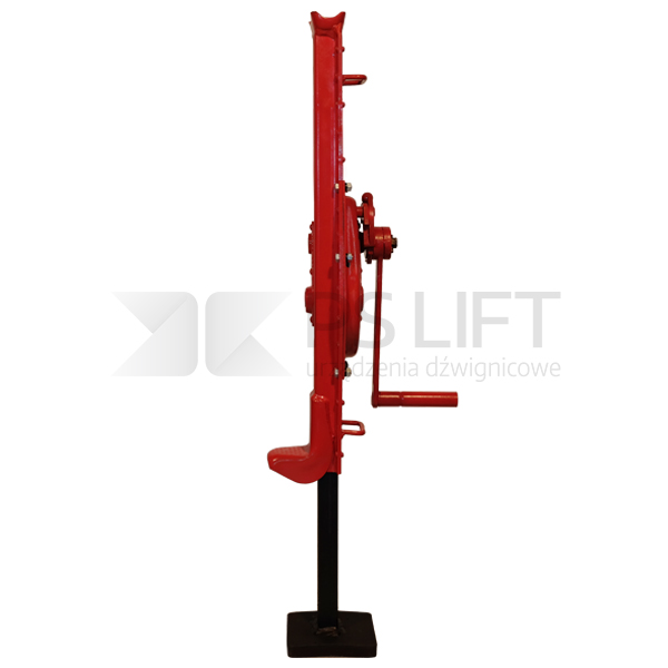 Rail steel jack PS-HVS B series