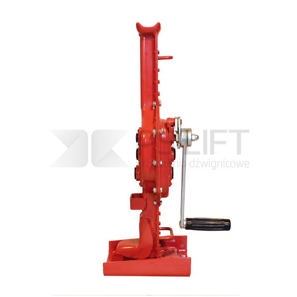 Trackside rail steel jack PS-HVS 5T series