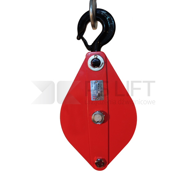 Pulley blocks PS-PB series