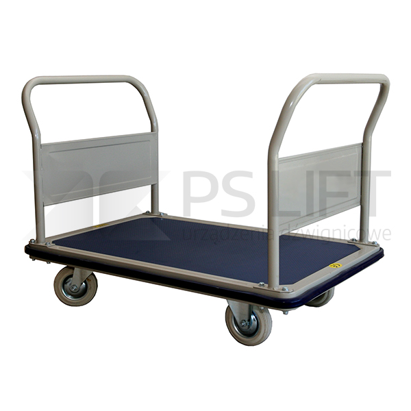 Platform trolley single-deck PS-LP 300 series
