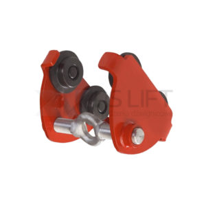 Trolley for the manual chain hoist PS-PT series