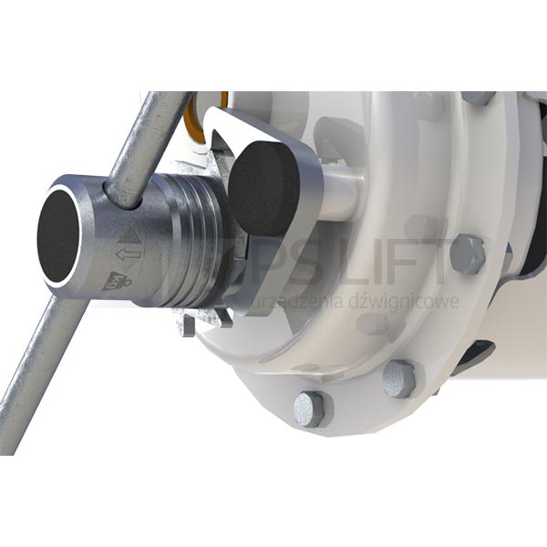 Spur gear winch TL series