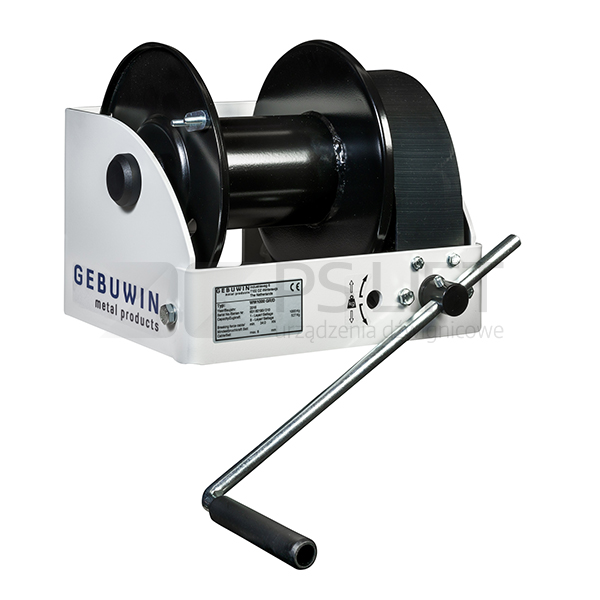Worm gear winch WW series