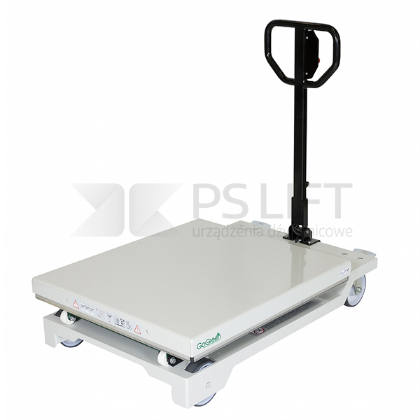 Scissor lift table trolley – TZ B series (with battery)