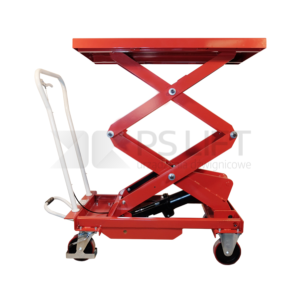 Scissor lift table truck PS-BS (with a foot pump)