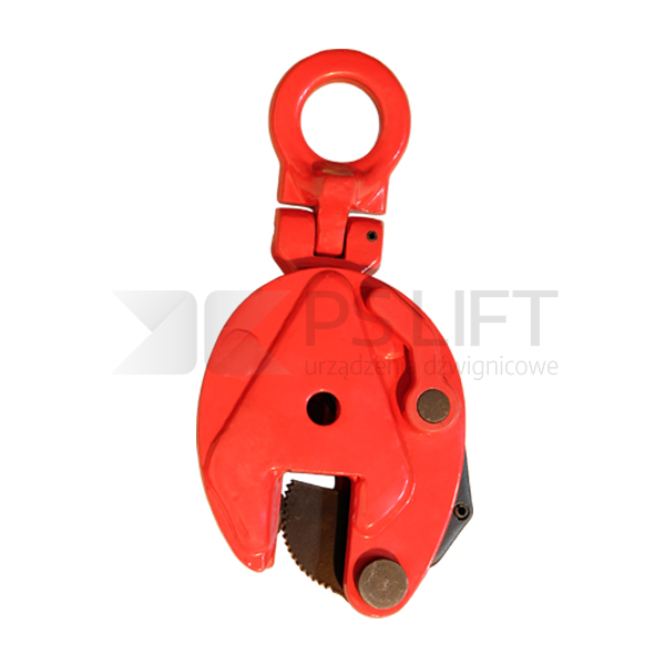 Vertical plate clamp PS-CL series