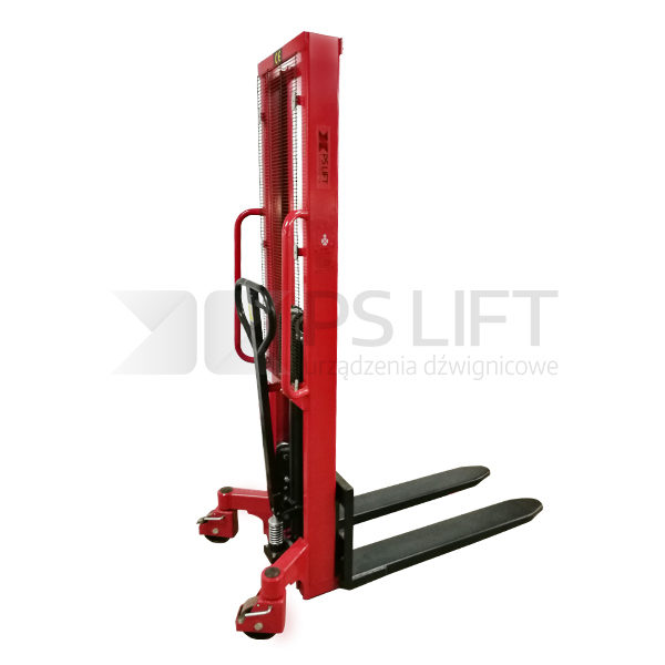 Hand stacker Husk series
