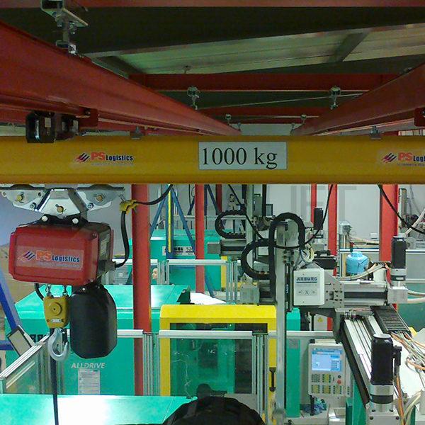 Light crane system