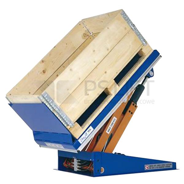 Lift tables - Armlift with tilt