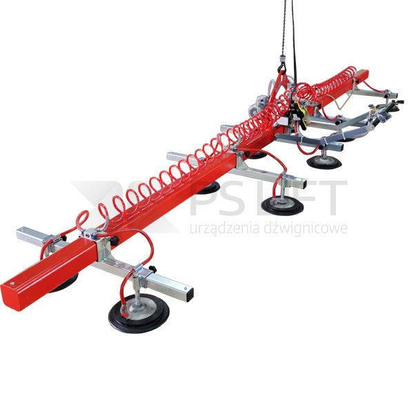 Vacuum lifter
