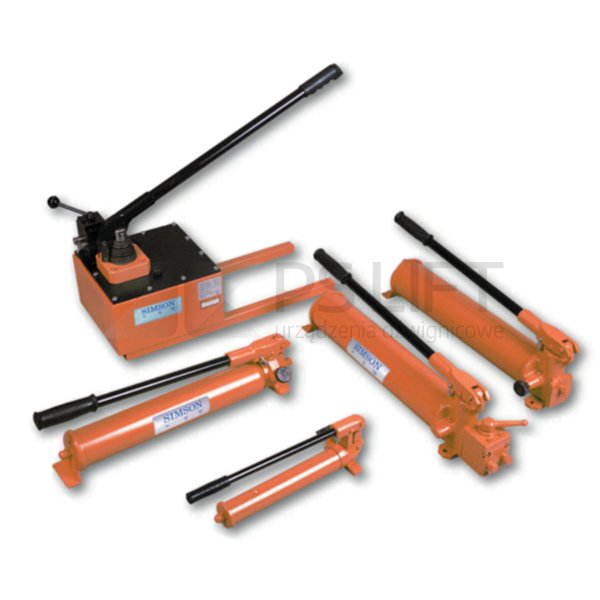 Hydraulic powerpack Compact Jacks