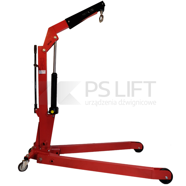 Mobile workshop crane PS-SC series