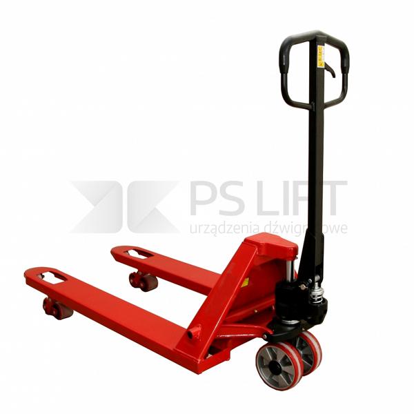 Hand pallet truck Huzar wide PS 25-115/685 series
