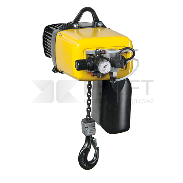 Electric chain hoist explosion proof ATEX version PS-GPEX D and PS-GPEX G series