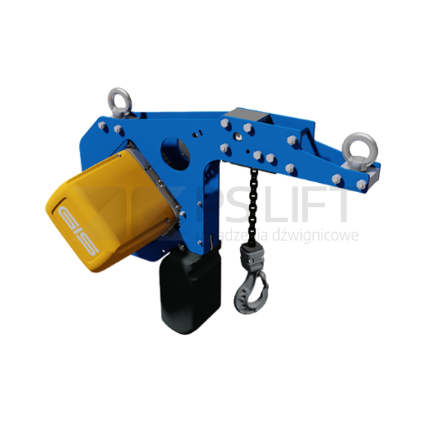 Electric chain hoist PS-GPK low headroom series