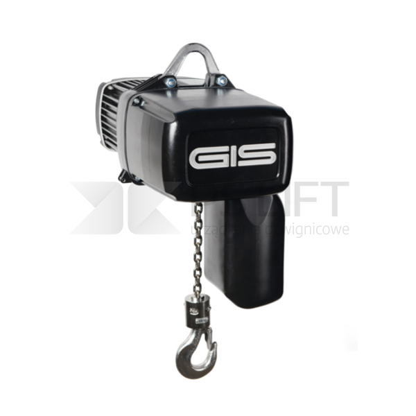 Corrosion resistant electric chain hoist PS-GPR series