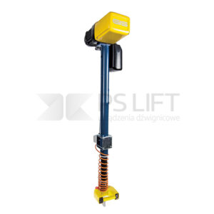 Electric chain hoist with a manipulator PS-GPMH PS-GPH and PS-GPHT series (hand chain or telescope model)