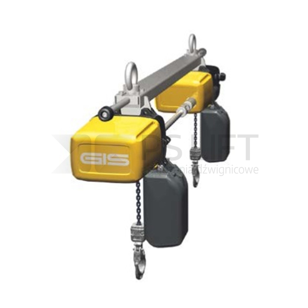 Synchronised hoist PS-GPS