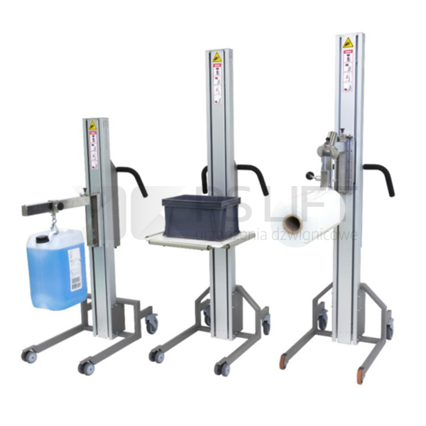Work positioner WP Industrial series (capacity up to 200 kg)