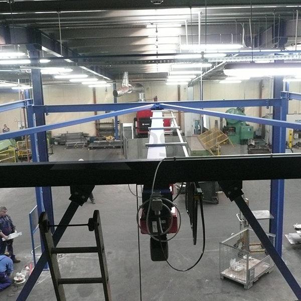 Special crane system