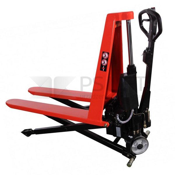 Electric lift scissor truck Huzar 10 series