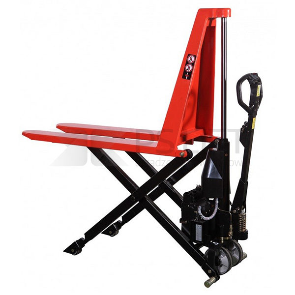 Electric lift scissor truck Huzar 10 series
