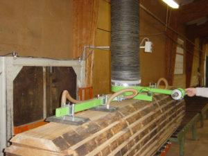 PS lift, Lifting equipment, vacuum, wood, paper, manipulators, manutlm, 5