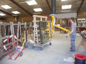 PS lift, Lifting equipment, vacuum, wood, paper, manipulators, manutlm, 7