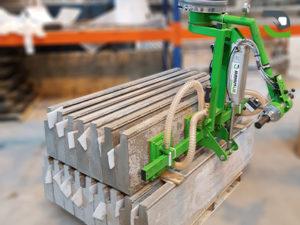 PS lift, Lifting equipment, vacuum, wood, paper, manipulators, manutlm, 1