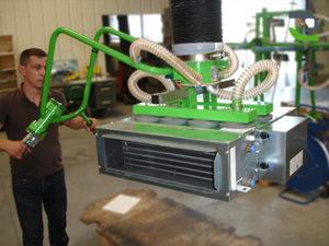 PS lift, Lifting equipment, vacuum, industry, manipulators, manutlm, 5