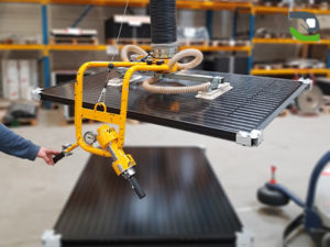 PS lift, Lifting equipment, vacuum, wood, paper, manipulators, manutlm, 6