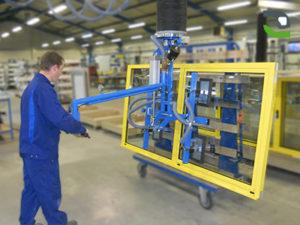 PS lift, Lifting equipment, vacuum, industry, manipulators, manutlm, 2