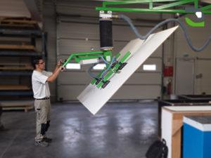 PS lift, Lifting equipment, vacuum, wood, paper, manipulators, manutlm, 9